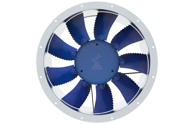 Axial Fan Systems : Ziehl abegg united kingdom maxvent owlet