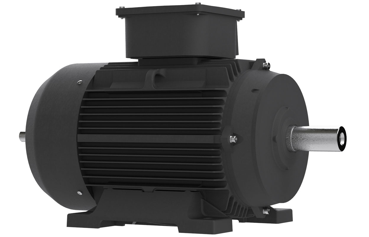 what is vfd motor