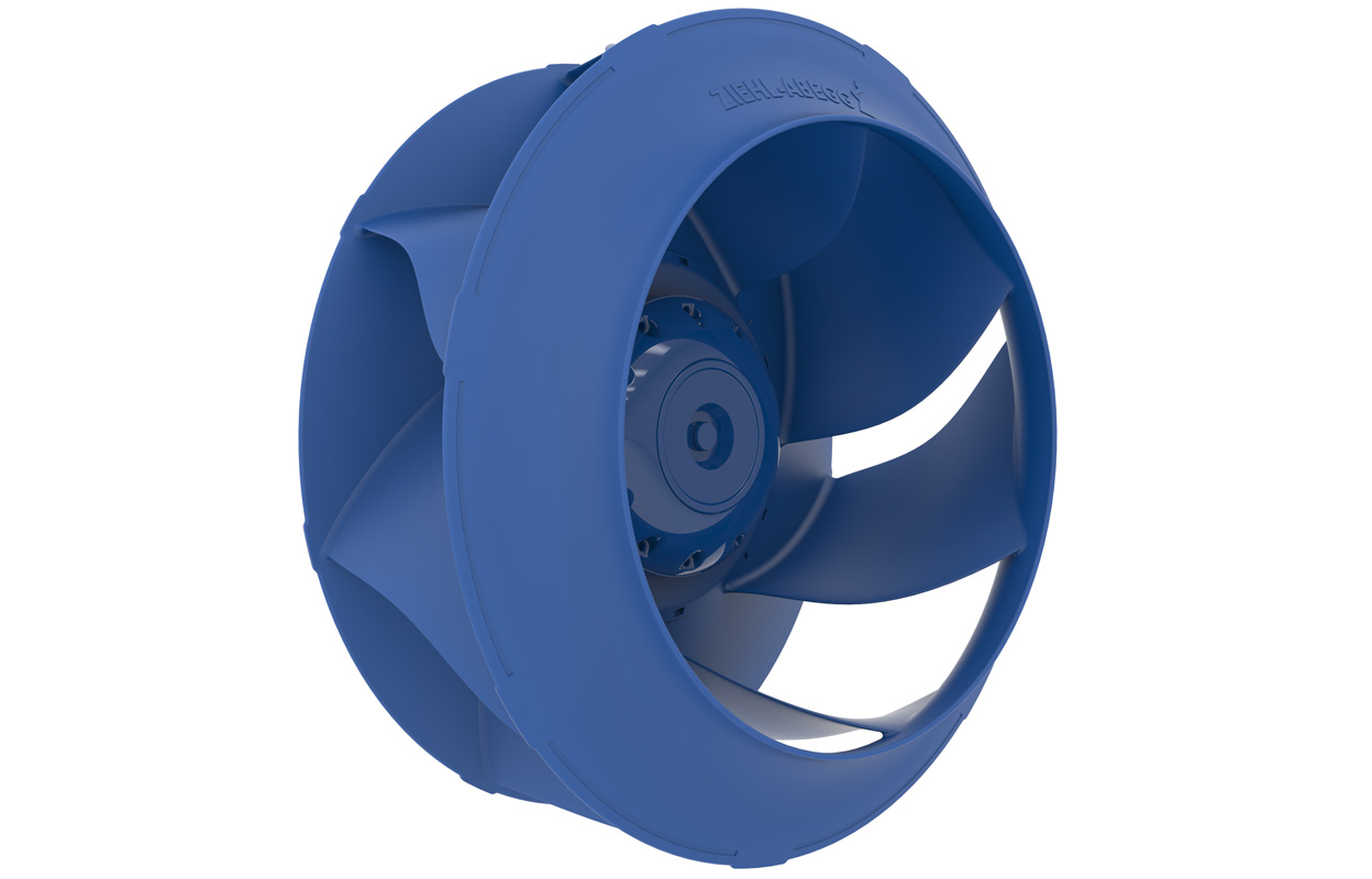 centrifugal fans Ebm-papst r2e series backward curved centrifugal fans, backward curved  centrifugal fans feature extremely long blades to efficiently and quietly accelerate .